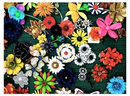 Fleamarket flowers