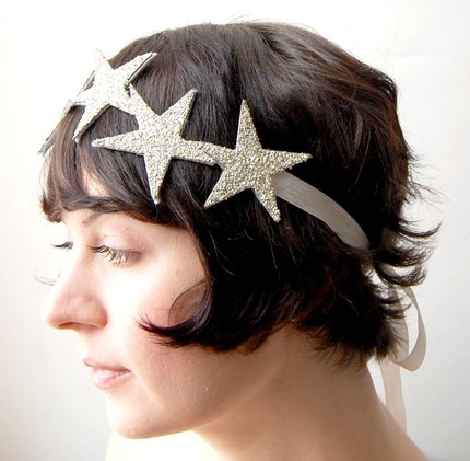 Starlette crown